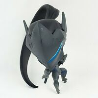 Cute But Deadly Series 4 Figure - Carbon Fiber Genji -  Overwatch