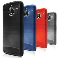 For Motorola Moto E4 Plus Phone Case Silicone Soft Back Mobile Cover Slim Shell