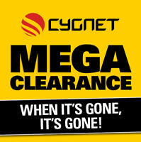 Cygnet NEW End Of Line Products Kits | Heads | Arms | Isotobes *CLEARANCE SALE*