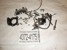 1992 FORCE 40HP OUTBOARD MOTOR MISC. BOLTS AND PARTS