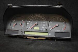 VOLVO C70/S70/V70/P80/2.0 TURBO MANUAL  SPEEDO CLUSTER 9472522/Instrument Cluste