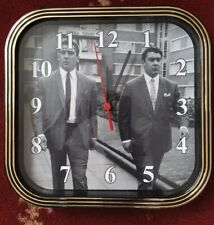 krays collectable wall clock