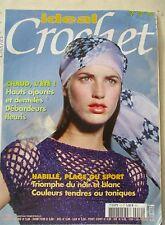 Magazine Crochet Idéal  N°10  /ZA16