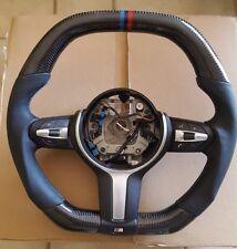 BMW Carbon Fiber Steering Wheel Leather M1 M2 M3 M4 1, 2, 3, 4 Series