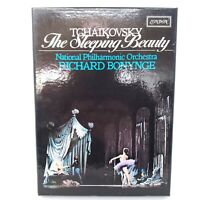 Tchaikovsky The Sleeping Beauty London FFRR Box - 3 Cassette Set + Booklet 1977