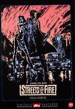 Streets of Fire (1984) Michael Paré, Diane Lane DVD *NEW