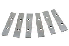 OUT OF STOCK 90 DAYS 1/2 - 5° THIN ANGLE BLOCK 6 PIECES SET FOR VISE NEW