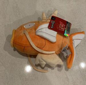 "Pokemon - Magikarp TONAL 8"" DELUXE PLUSH TOY LIMITED EDITION Authentic *NEW*"
