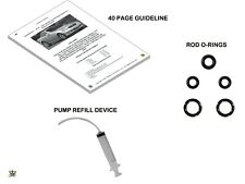 Mercedes SLK 230 320 Hardtop Convertible Hydraulic Cylinder Repair Kit  R170