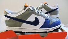 huge selection of b519b 91fd9 Nike Dunk Low CL 304714-149 White / /Atlantic Blue-Dark Stucco 2007