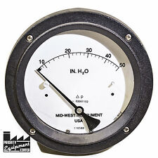 Mid-West Instrument 142SC-05-OO Pressure Gauge