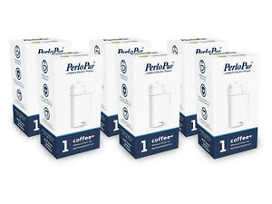 6 Wasserfilter für Kaffeemaschinen komp. mit Brita Intenza TZ7003 EQ Series