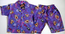 Bnwt Bratz girls top shirt shorts Pyjamas 100% cotton new sleepwear pajamas