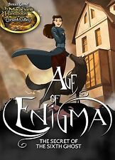AGE OF ENIGMA The Secret of the Sixth Ghost +1 CD-ROM Windows XP / Vista / 7