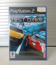 TEST DRIVE UNLIMITED - SONY PLAYSTATION 2 - PAL - NEW (Y-FOLD SEALED)