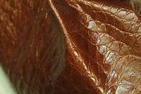 """Dark Chocolate Brown Scrap Leather Craft Piece 6/"""" x 6/""""  TD164"""