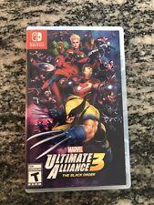 Marvel Ultimate Alliance 3: The Black Order (Nintendo Switch, 2019)