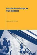 Introduction to Design for Civil Engineers by Beeby, A.W., Narayanan, R.S.