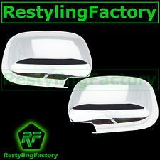 2005-2008 TOYOTA SIENNA Chrome plated Full ABS Mirror Cover a pair