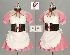 Mikuru Asahina Cosplay Costume Custom