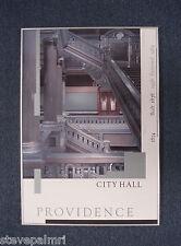 Providence RI City Hall Poster 02025