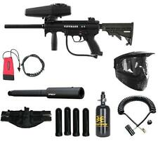 "Tippmann A-5 Sniper Paintball Gun Package A5 N2 With Empire BT Apex2 14"" Barrel"