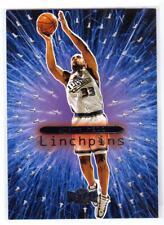 Grant Hill 1998-99 Metal Universe Linchpins Detroit Pistons SP