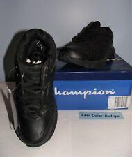 Nwt Champion Boy's Men's Sneakers Black Shoes Size: 6.5 Memory foam insole