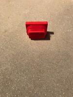 1m Klemmschiene Halteleiste für Wand oder Fußbodenheizung für 16-20mm Rohre