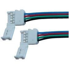 Connector Verbinder RGB 4-polig mit Anschlusskabel