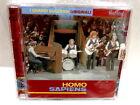HOMO SAPIENS - I GRANDI SUCCESSI ORIGINALI FLASHBACK - 2 CD 2002 NUOVO SIGILLATO