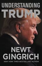 Understanding Trump by Newt Gingrich - Hardcover - $27.00