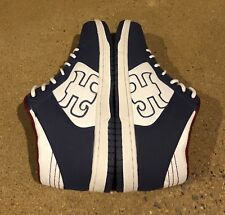 9ffa9fe155 Ipath Grasshopper XT Blue White Red Size 9 BMX DC Skate Shoes SNEAKERS  Deadstock