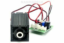 Focusable 100mw 980nm Infrared IR Laser Diode Module Dot 12V+ TTL+ Fan Cooling