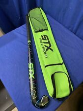 """STX ELECTRIC Field Hockey Stick 36"""" WITH BAG Carbon Black FREE SHIPPING"""