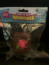 New Soft N Slo Squishies Sweet Shop Brownie