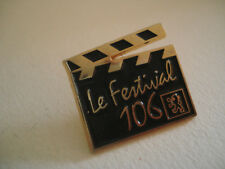 PINS RARE CLAP CINEMA FESTIVAL PEUGEOT 106