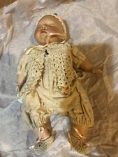 Berdine Creedy Limited Edition Porcelain Baby Doll Sleeping Original Doll Sign