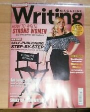 Writing Magazine Feb '21 How to Find The Core of Your Story Allie Reynolds