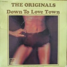 "The Originals - Down To Love Town - Vinyl 7"" 45T (Single)"