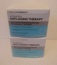 Two Advanced Anti-Aging Therapy Dual Action Moisture Boost Gel Hyaluronic Acid