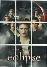 Twilight Saga  Eclipse Series 1 Mini Master Set (104 cards total) plus Extras