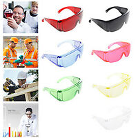 Protective Safety Goggles Glasses Work Dental Eye Protection Eyewear Well