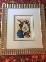 Itzchak Tarkay original signed and numbered publisher's proof serigraph with COA