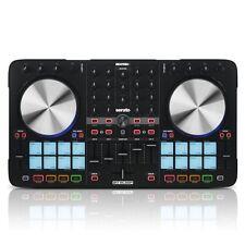 RELOOP BEATMIX 4 MK2 4-Canal DEL Pad USB MIDI Serato DJ controller