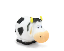Goofy Bobblehead Cow with Auto Dashboard Adhesive
