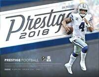 2018 Panini Prestige Football Veteran Base 1-200 Complete Your Set You Pick
