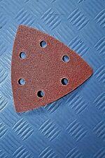 60 x Dreieck Schleifpapier 93 x 93 x 93 mm Schleifscheiben Haftschleifscheiben