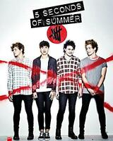 5 Seconds of Summer : Album Cover - Mini Poster 40cm x 50cm new and sealed