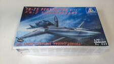 Italeri 1/72 SR-75 Penetrator with XR-7 Spyplane Aurora still factory wrapped